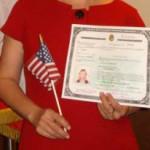 Пройдите тест на получение гражданства США