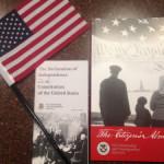 Церемония принятия присяги на верность США