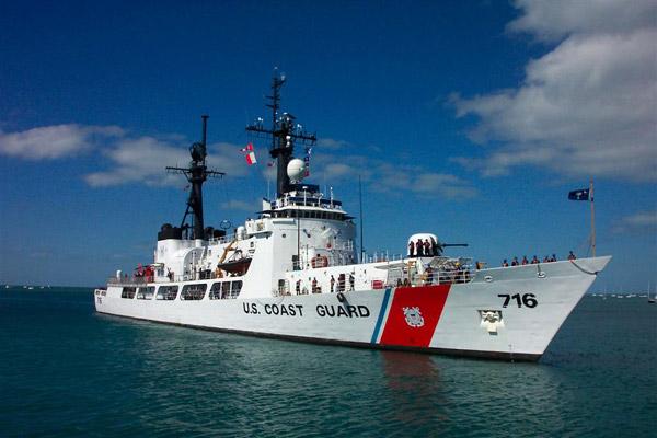 Береговая охрана США обстреляла иранское рыболовное судно