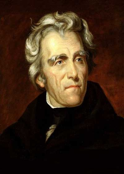 the controversial history of andrew jackson
