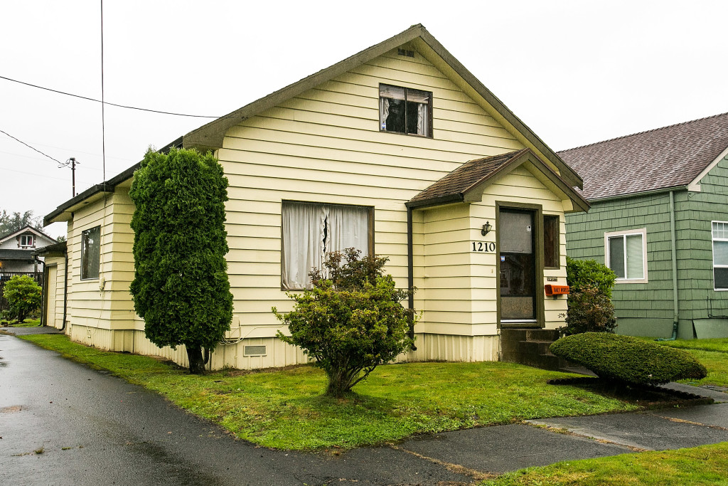 Здесь родился и вырос Курт Кобейн. Сейчас дом на продаже за $300 тыс.