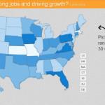 Лучшие и худшие штаты США для создания стартапа