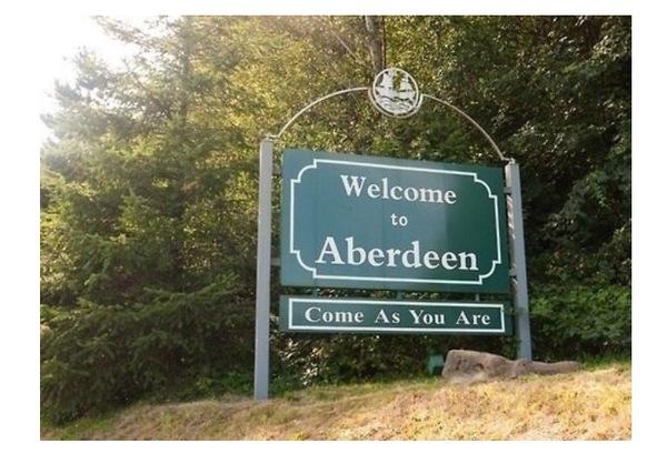 Добро пожаловать в Абердин. Приди таким, какой ты есть.