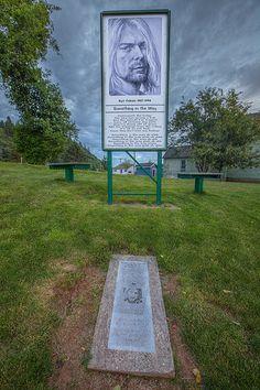 Мемориальный парк в Абердине